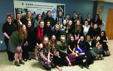 Forensics Team Takes Conference for Second Year in a Row