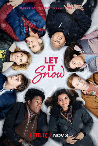 Let it Snow weaves together love stories