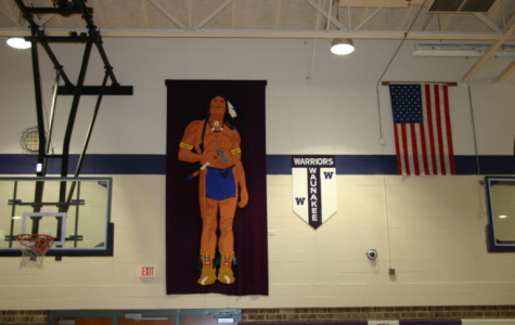 Discussions over old gym mural continue