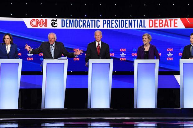 Democratic primary important to future