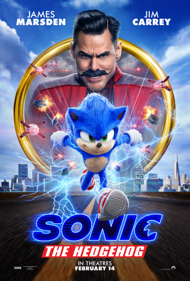 Sonic+the+Hedgehog+makes+a+comeback