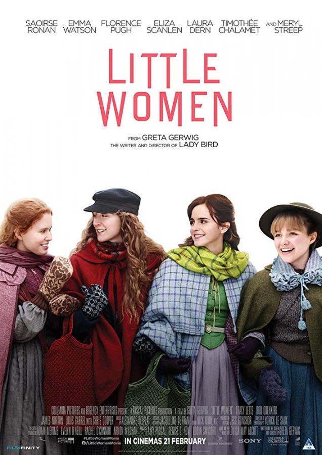 Greta Gerwig's Little Women is lovely