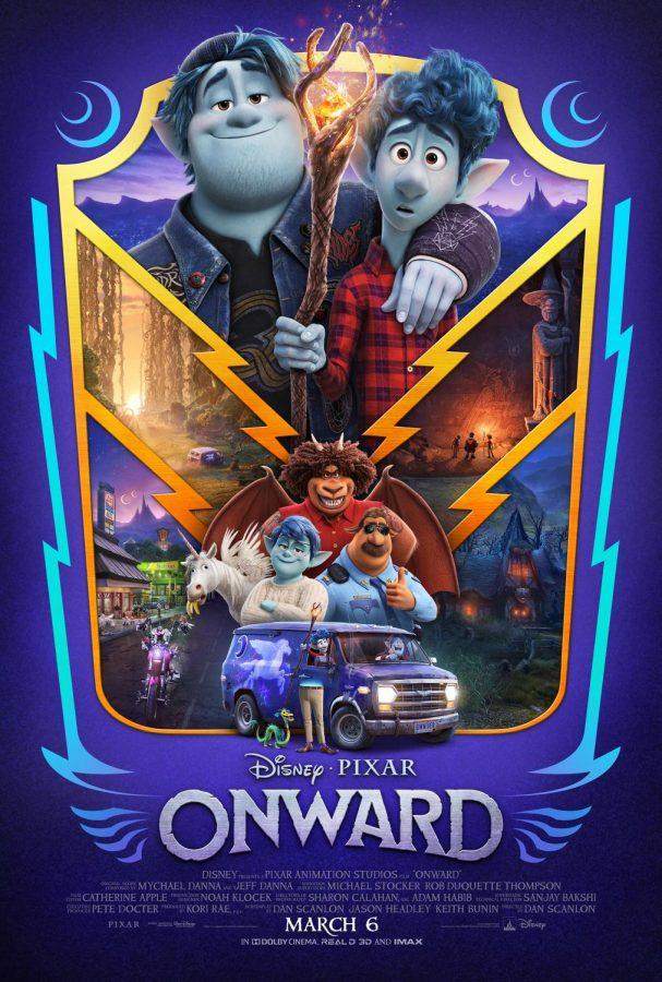 The new animated story Onward