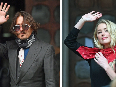 What is going on with Johnny Depp and Amber Heard?