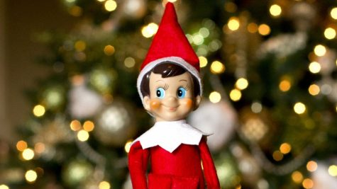 Elf on the Shelf tradition lives on