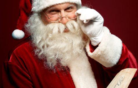 Stripmall Santas